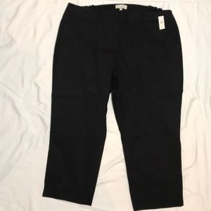 Talbots Woman Capri Pants